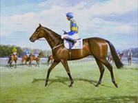 Another Alister Simpson Masterpiece to be unveiled on Sunday at Tulloch Lodge