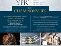 Young People In Racing - The Championships Preview Luncheon