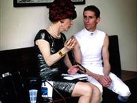 Sore Feet Never Daunted the Lady Trainer and her Jockey Nash